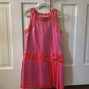 Laundry Pink and Orange Dress